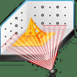 3D scanning icon