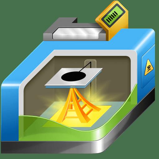 3d Printing Icon Free 3d Printer Iconset Aha Soft