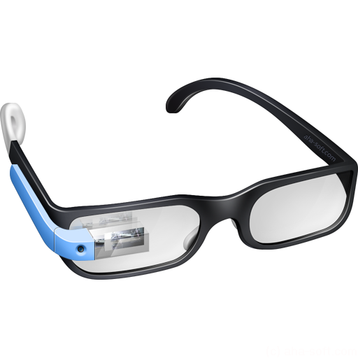Guy-Google-Glasses icon