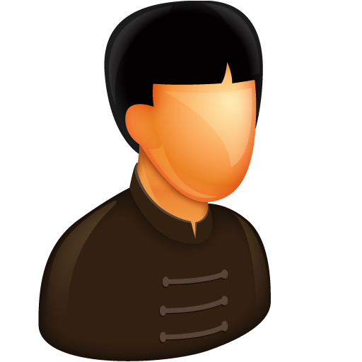 Asian Boss icon