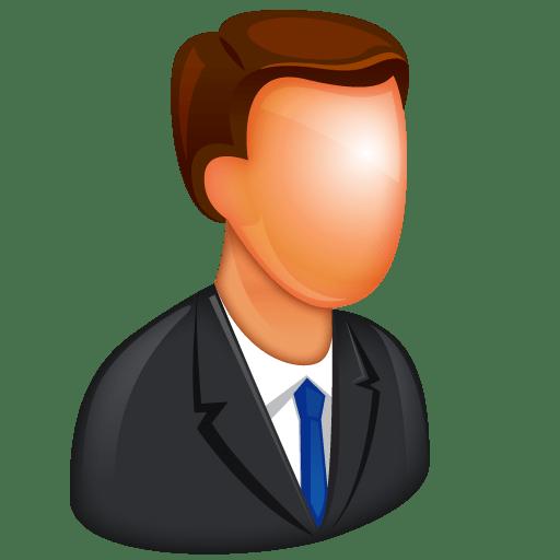 Caucasian-Boss icon