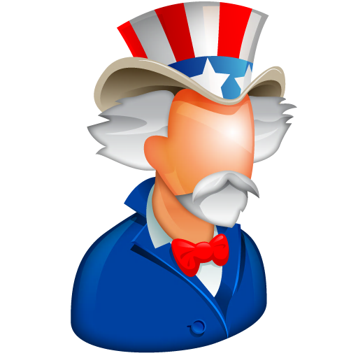 Uncle-Sam icon