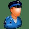 Policeman icon
