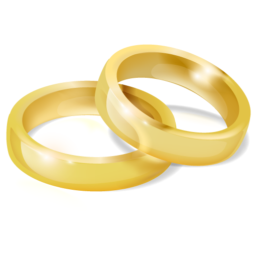 Wedding Rings Pictures Cartoon Wedding Rings
