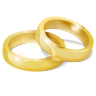 Wedding-Rings icon