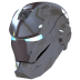 Ironman-Mask-2-Silver icon