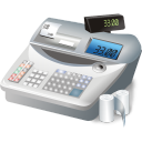 خدمة الدفعات Cash-register-icon
