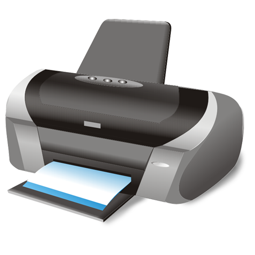 Printer Icon | Large Business Iconset | Aha-Soft