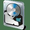 Hard-drive icon