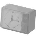 Clock-disabled icon