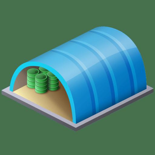Hangar icon