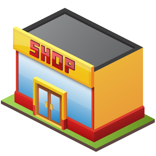 Retail-shop icon