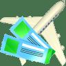 Air-tickets icon