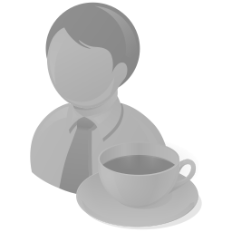 Coffee break disabled icon