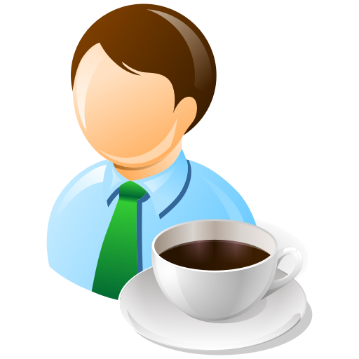 Coffee break icon