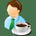Coffee-break icon