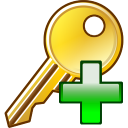Add-key icon