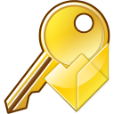 Open key icon