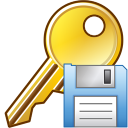Save-key icon