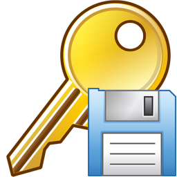 How To Remove Security Tag >> Save key Icon | Security Iconset | Aha-Soft