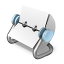 Card-file icon