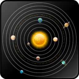 solar system icon