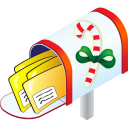 Christmas Mailbox icon