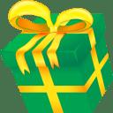 Christmas-present icon