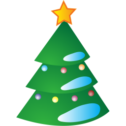 New Year Tree icon