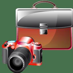 Photo portfolio icon