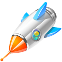 rocket icon