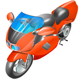 icon motorcycle