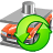 Car-utilization icon