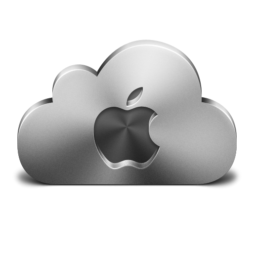 Apple-Silver icon