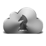 Gamecenter-Silver icon