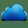 Plain-Blue icon