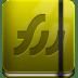 Fireworks-Macromedia icon