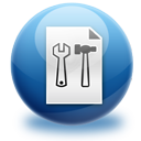 file configuration icon