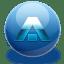 Ahmad-hania-logo icon