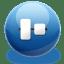 Align ver center icon