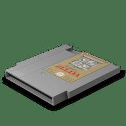 Cartouche Zelda icon