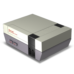 NES Gamepad Icon