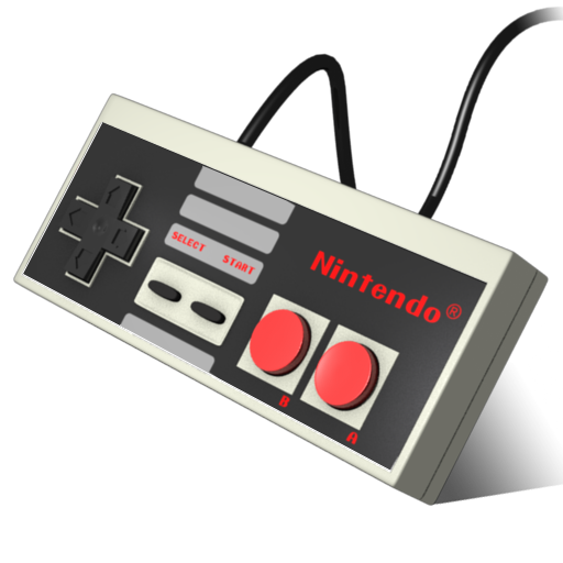 Nes Pad Icon | Nes Iconset | Ahuri