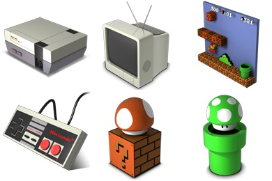 Nes Icons