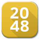 Apps 2048 icon