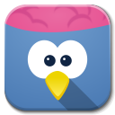 Apps Corebird B icon