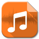 Apps File Audio icon