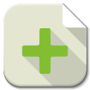 Apps-File-New icon