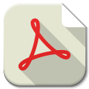 Apps File Pdf icon