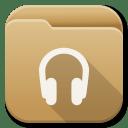 Apps Folder Music icon